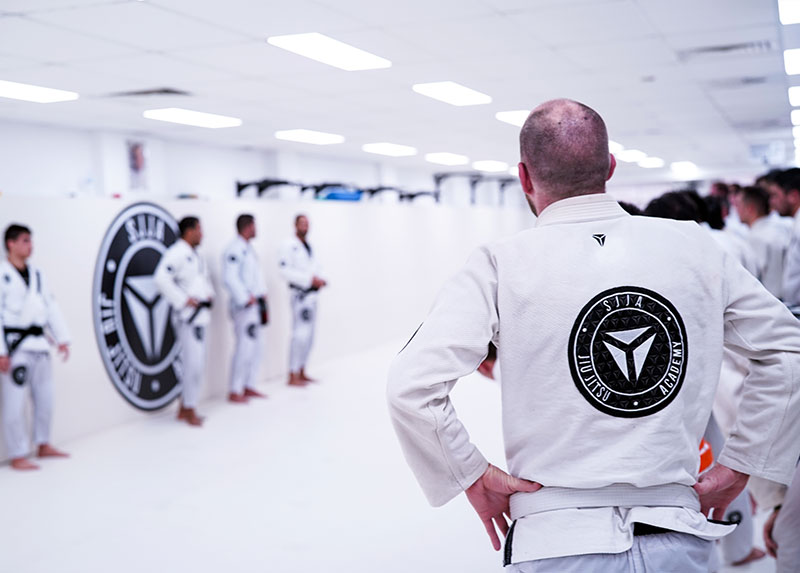 Advanced Jiu Jitsu in Sydney