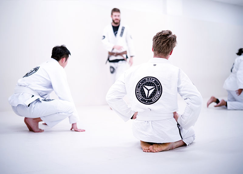 Jiu Jitsu for Beginners in Sydney