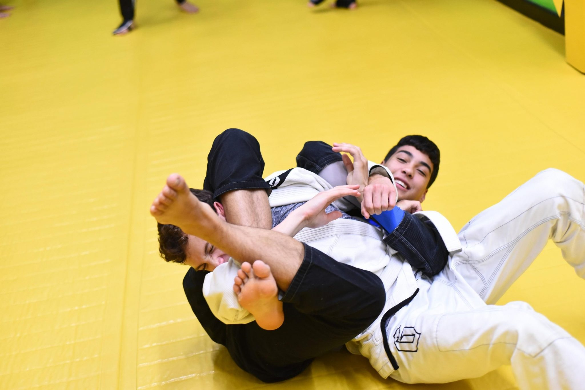 Intro: Teenagers BJJ
